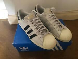 Adidas Superstars (Womens) - Size US10