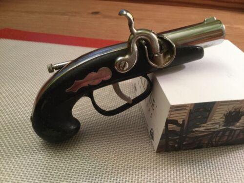 Vintage Flintlock Pistol Lighter PAT. 204961