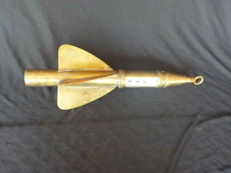Nautical Antique, Distance Log, Harpoon Log