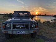 Nissan GQ patrol TI Patterson Lakes Kingston Area Preview