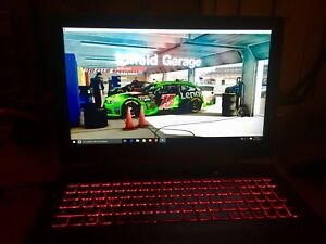 Lenovo gaming laptop