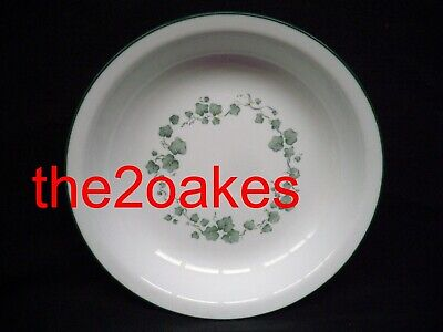 "Corelle CALLAWAY 10-1/4"" Pie Plate Baking Serving Dish Ivy"
