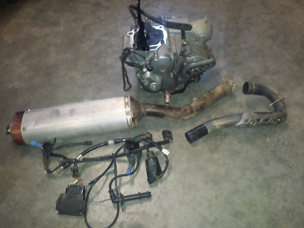 07 Rmz 450 Parts