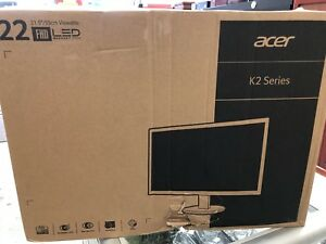 "Acer 21.5"" LED monitor K2 series"