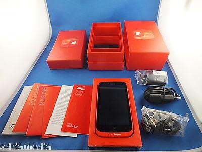100% Original Nokia LUMIA 822 Verizon Rot Red  OVP RM-845  (Handys Verizon)