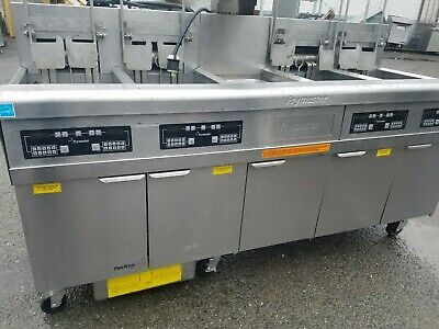 Frymaster Electric Fryer Model Fmre417blse 480v 3ph Xtra Never Use.