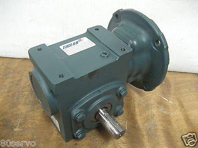 Dodge Tigear Gear Speed Reducer Ratio 201  17q20l14  602 In-lbs 140tc Mt.