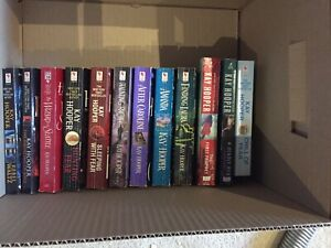 Science Fiction & Fantasy Books - 50 archive boxes