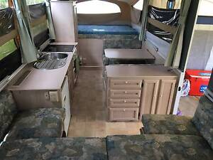 Jayco Swan Campervan Smythesdale Golden Plains Preview