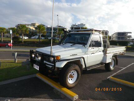 1997 Toyota LandCruiser Turbo Diesel Ute. Maroochydore Maroochydore Area Preview