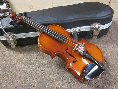 Knilling Summit violin kit 1/16 size for little kids/preschoolers - best (Best Musical Instruments For Preschoolers)