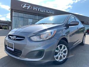 2014 Hyundai Accent GL+HTD SEATS+NO ACCIDENTS