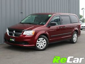 2017 Dodge Grand Caravan SE | 7-PASSENGER | ONLY 31K