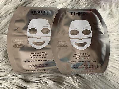 111SKIN Anti Blemish Biocellulose Facial Mask