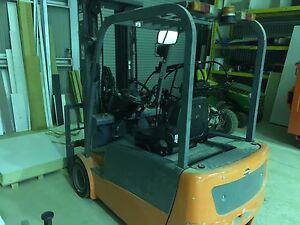 Electric forklift 2008 Minto Heights Campbelltown Area Preview