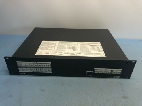 Extron DXP 44 HDMI Digital Crosspoint 4x4 Matrix Switcher 60-880-01  (Loc 22B)
