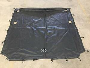 Toyota Hilux Tonneau Cover Bayswater Knox Area Preview