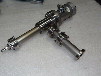 Pfeiffer Balzers Tpu 050 Pm P01 356b G774 Turbo Pump Io153