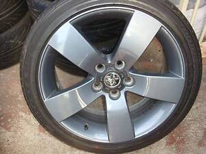 """1 Only 19"""" Genuine Holden VE Z Serie Rims 5 Stud x 120 PCD ! Green Valley Liverpool Area Preview"""