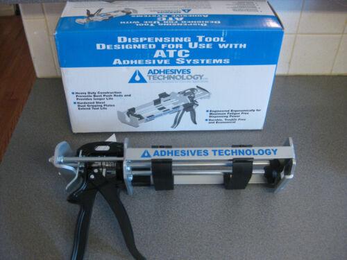 ATC Ultrabond Heavy Duty Manual Dual Epoxy Adhesive Caulk Dispensing Gun Tool