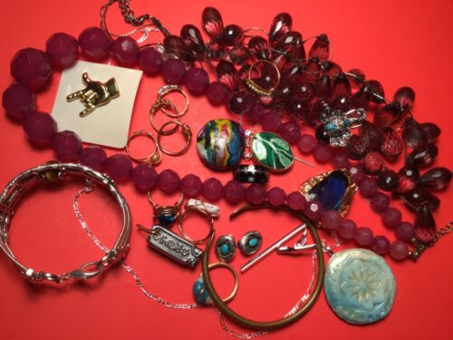 Wholesale. Sterling silver mix lot jewelry