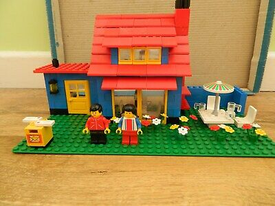Lego – 6372 Town House – Vintage Set – Complete - Released in 1982