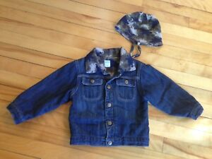 Size 2T Jean Jacket from Please Mum