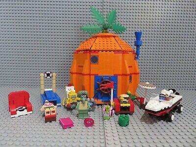 Lego Set 3834 SpongeBob SquarePants Good Neighbors at Bikini Bottom Sponge Bob