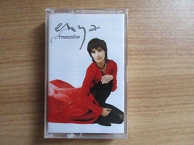 Enya – Amarantine Rare Korea Factory Sealed Cassette Tape NEW