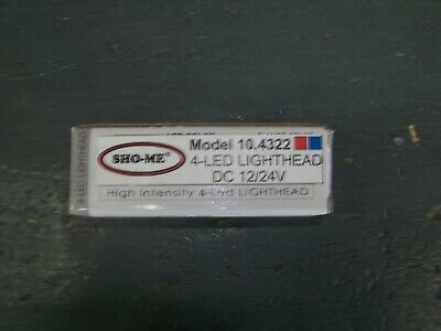 Sho-me Mega 43 10.4322rb Surface Mount Led Light Head