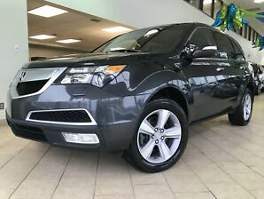 2013 Acura MDX SH-AWD 7 passagers Toit ouvrant Mags
