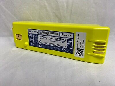 Cardiac Science Replacement Battery For Powerheart Aed G3 Pn 9146-302