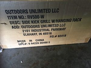 New in box RVQ BBQ for your RV