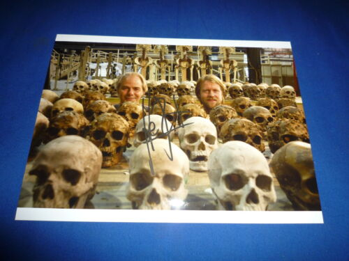 HARALD ZWART signed Autogramm 20x28 IP CHRONIKEN DER UNTERWELT City of Bones