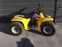 Suzuki 50 quad runner Aberdare Cessnock Area Preview