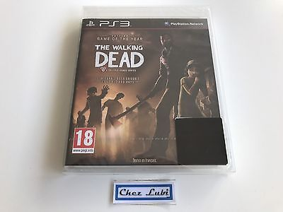 Used, The Walking Dead - Edition Game Of The Year  GOTY - PS3 - FR - Neuf Sous Blister for sale  Shipping to Canada