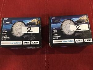 LED work lights SOLD PPU