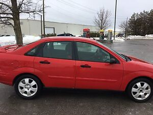 2002 Ford Focus Etested