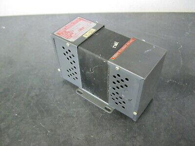 Sola Constant Voltage Transformer Harmonic Neutralized Type Cvs 23-23-112-2