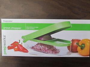 Progressive Onion Chopper #GOC-310  Chop vegetables of all kinds...  NEW