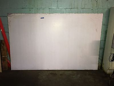 Makrolon Polycarbonate Sheet Clear .375 38 Thick 48x 96 Item Misplaced.