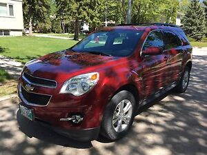 2012 Chevrolet Equinox LT AWD, safetied, private sale
