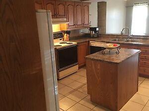 Oak kitchen $2950 OBO Kitchener / Waterloo Kitchener Area image 4