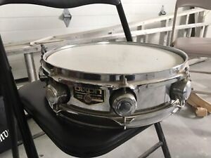 Dixon DW style steel snare