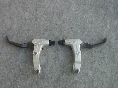 Tektro FL 540  schwarz Cantilever  Bremshebelset brake lever 22 mm links rechts
