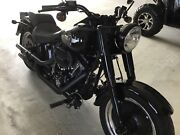 Harley Davidson Fatboy S 1800cc Bayview Heights Cairns City Preview
