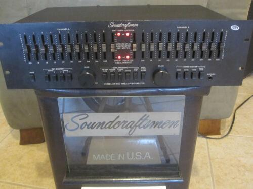 Soundcraftsmen DX4100 preamp / equalizer *FULLY SERVICED*