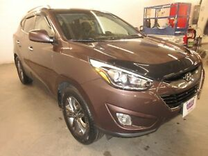 2015 Hyundai Tucson Limited-ALLOYS! LEATHER! HEATED SEATS! ONLY
