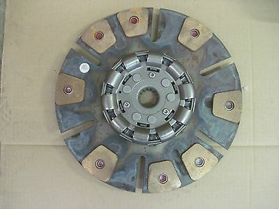 Farmall International Tractor Heavy Duty Clutch Disc 1566 1568 1566