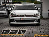 VW Golf 7 GTI R 2.0 TFSI Clubsport Chiptuning Kennfeldoptimierung Hessen - Aßlar Vorschau